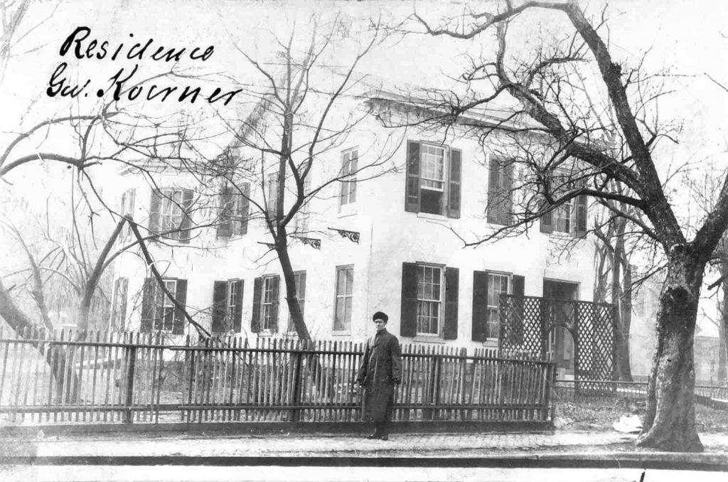 Koehner House, Belleville, IL