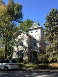 Hexenbukel Neighborhood in Belleville, Illinois