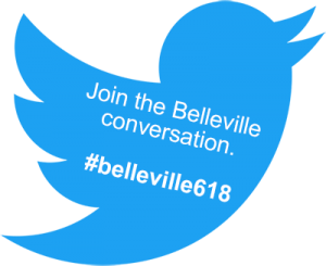 Look for belleville618 on twitter.